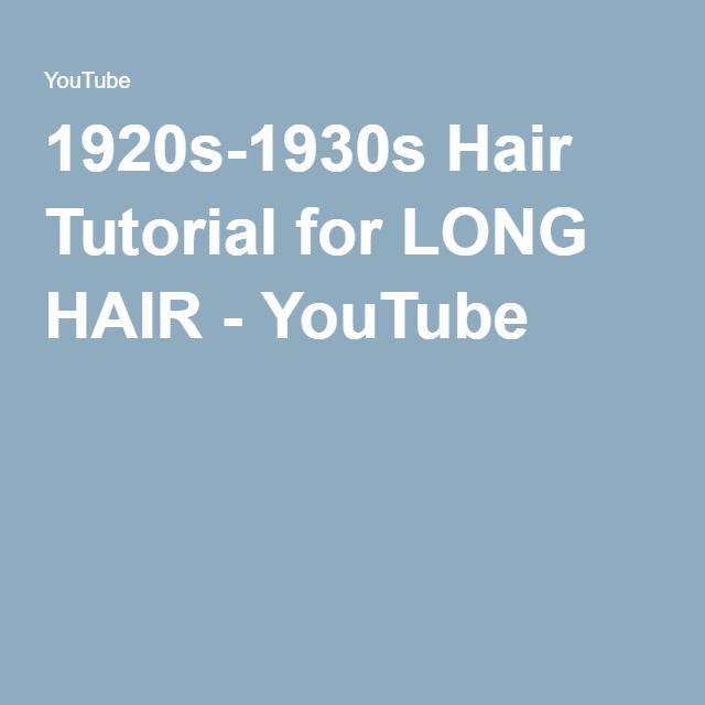 best 25 1920s hair tutorial ideas on pinterest 20s hair