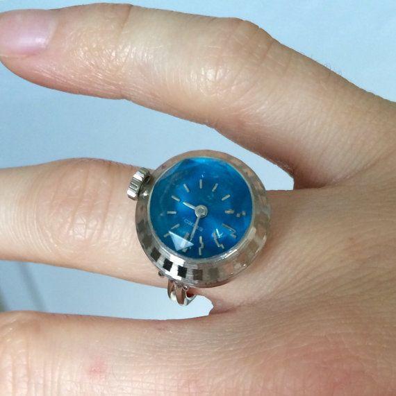 Vintage Seiko Ring Watch | Ring Watches | Rings, Seiko ...