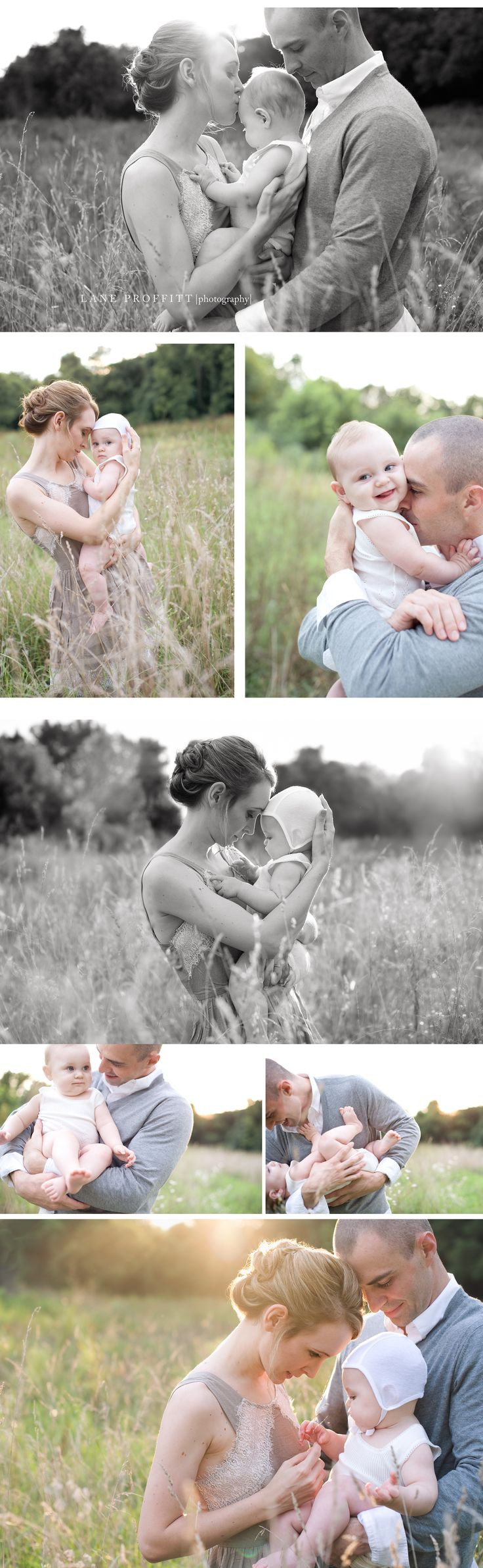 Baby Photography | 6 months |  Nashville TN copyright Lane Proffitt Photography