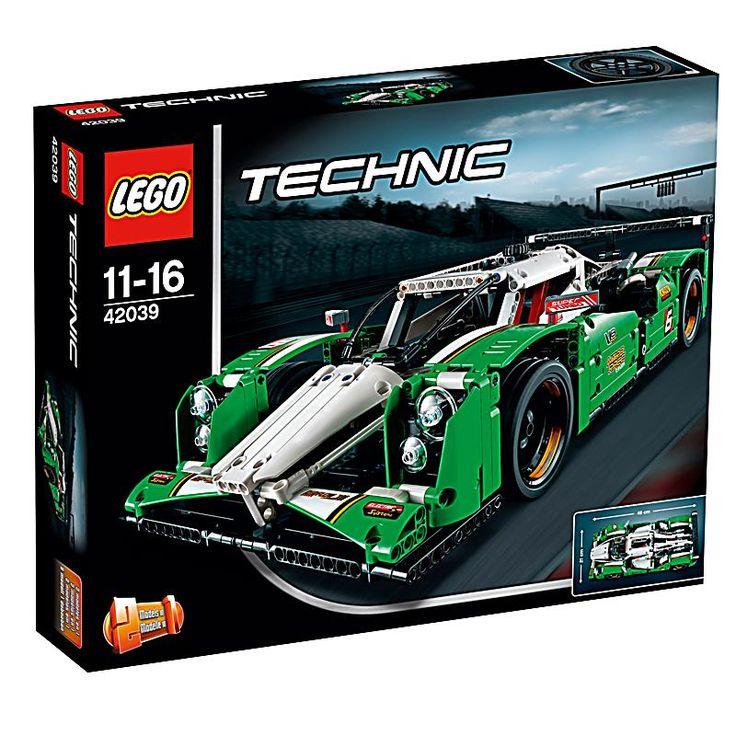 LEGO® 42039 Technic - Langstrecken-Rennwagen