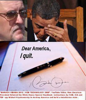 Barack Obama 2012 . Kryzhanovsky blog