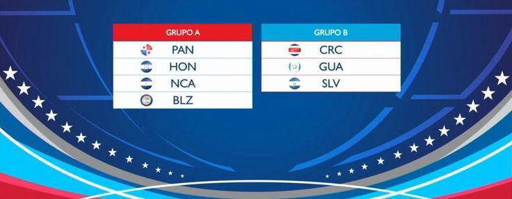 UNCAF. Se definen los grupos y calendario de la Copa ...