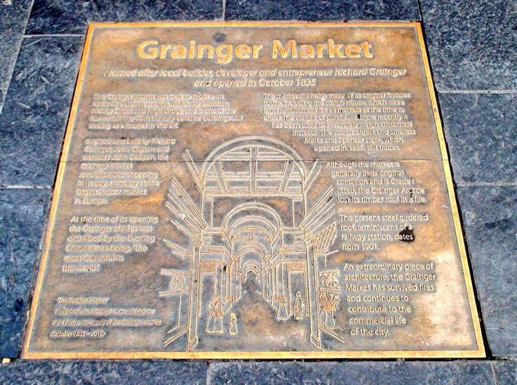 27 best Old photographs of the Grainger Market images on Pinterest
