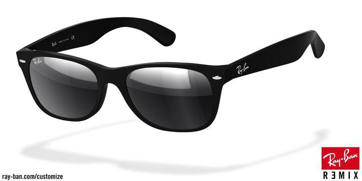 Guarda chi sta visualizzando questo nuovo Ray-Ban  new wayfarer occhiali da sole