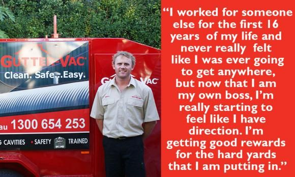 Earlier this year, we welcomed Brocq from Shepparton to the Gutter-Vac team. We recently chatted to him about what exactly Gutter-Vac Shepparton does, and how joining Gutter-Vac has been for him. Meet Brocq!