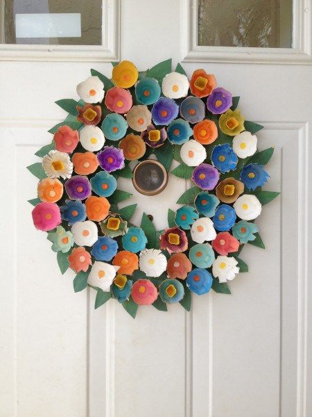 25 best ideas about egg carton crafts on pinterest egg Egg carton flowers ideas