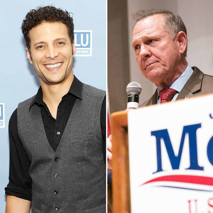 Idol Runner-Up Justin Guarini Offers Roy Moore Tips for Conceding