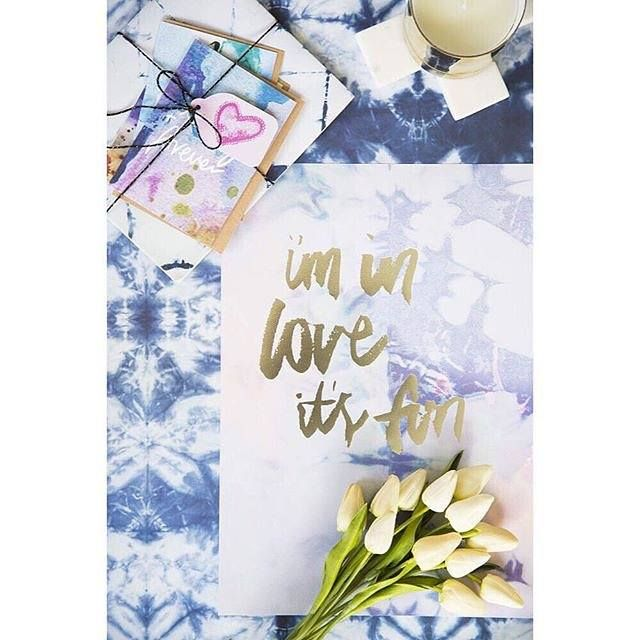Dreamy prints, cards & gift tags by @rachelkennedydesigns in store today!