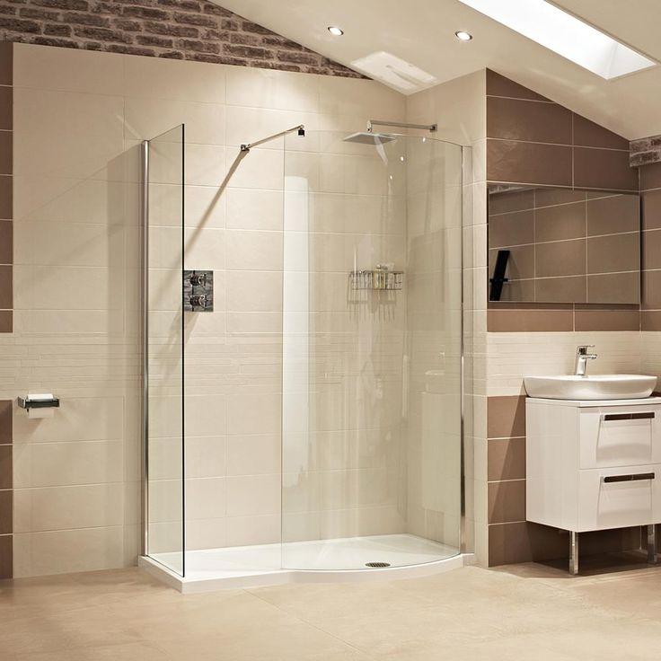 Image result for unusual shaped shower enclosures