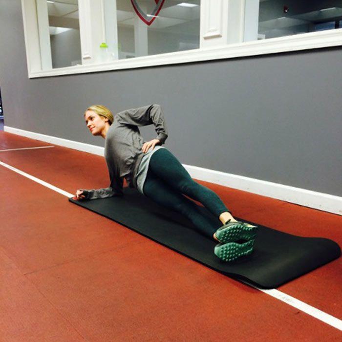 Kristin Cavallari's Favorite Total-Body Gym Routine