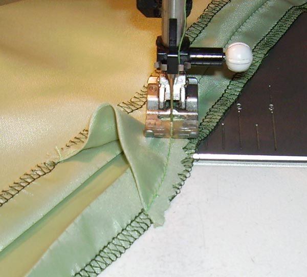 How to add walking ease in a lining for a pleated skirt. | THE SEWING DIVAS sewing, design, fashion