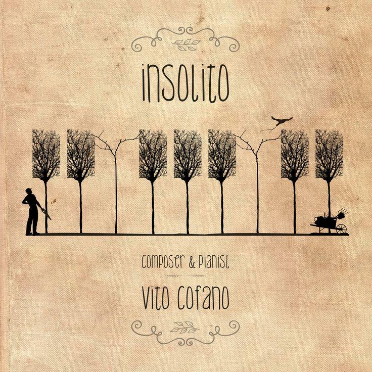 """Artwork for """"Insolito"""" by Vito Cofano [2015]"""