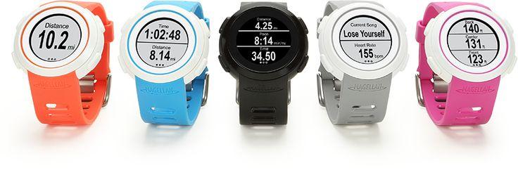 Magellan Echo Running Watch
