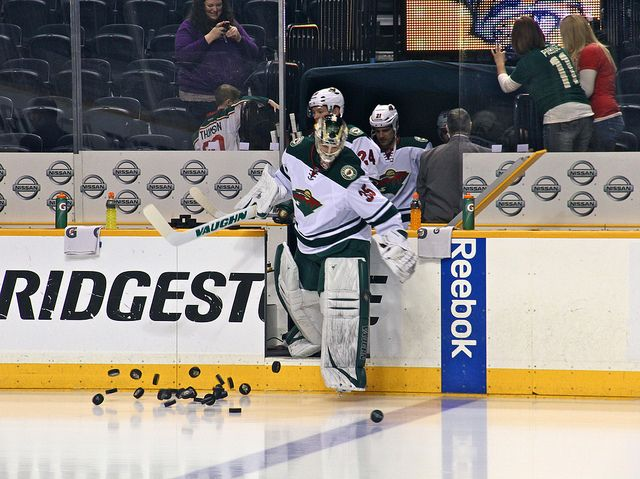 The Minnesota Wild got a huge win in Chicago as they sweep the season series against the Blackhawks and gain two points in the race to the playoffs.