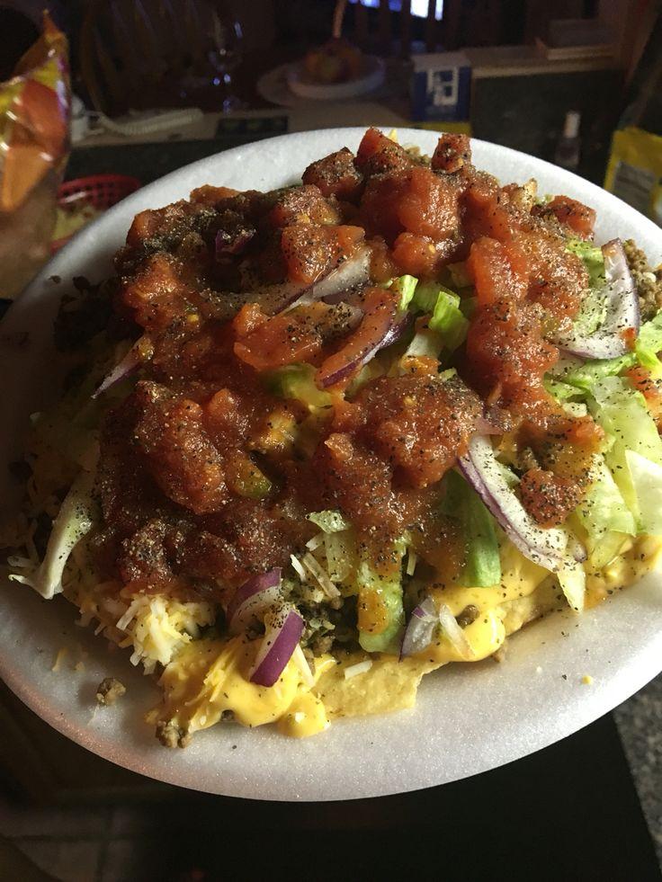 Pams mexican taco salad soul food taco salad mexican