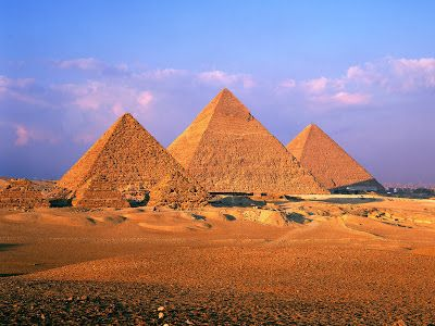 TOP WORLD TRAVEL DESTINATIONS: Seven Wonders of the Ancient World