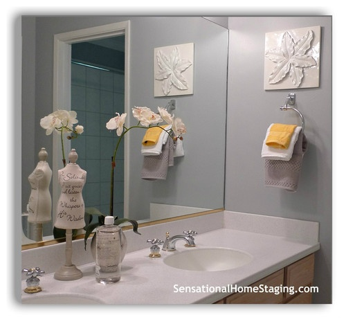 Home Staging ~ Baths
