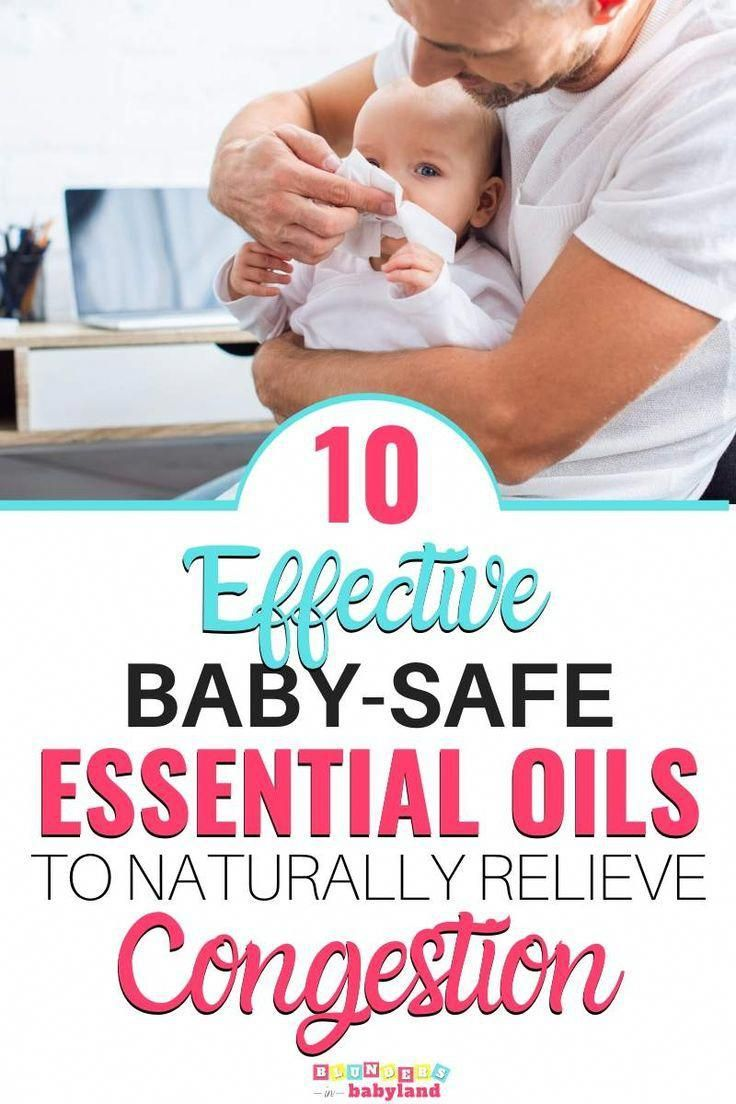 10 Highly Effective Essential Oils for Baby Cold Relief in ...