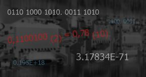 Conversão binário-decimal com vírgula flutuante - Out4Mind