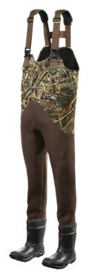 LaCrosse Teal 800 Gram Thinsulate Insulated Boot-Foot Waders for Men- 10 M