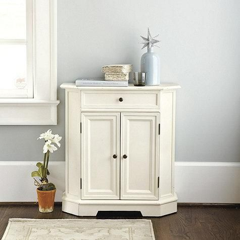 Piccola cabinet colors powder and small entryways for Small entryway cabinet