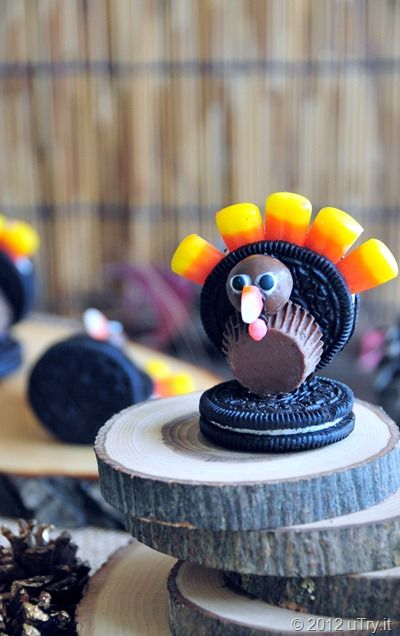 Turkey for dessert, anyone?  Are you ready for Thanksgiving?