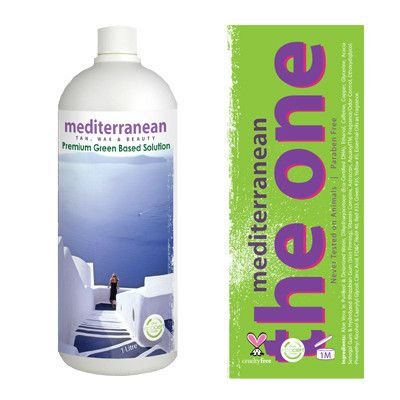 Mediterranean 1 HOUR The One - Green Based Solution $75.00
