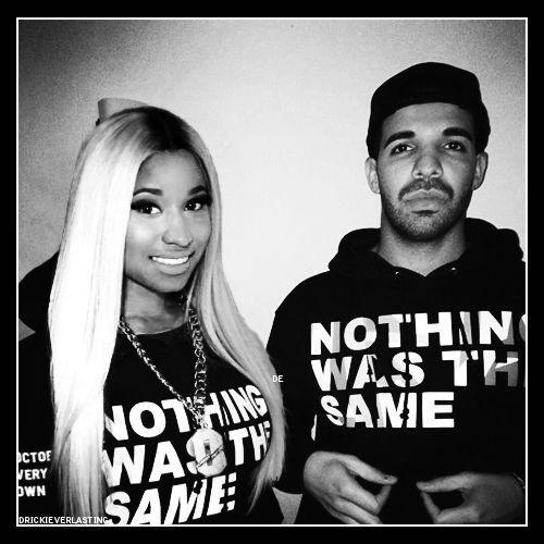 Drake & Nicki Minaj pinterest: @_ღƦoǥer•Ṯђat✌️