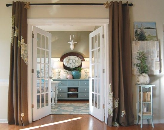 17 Best ideas about Doorway Curtain on Pinterest | Apartment ...