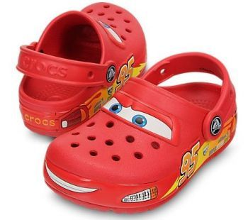 Crocs Kids Crocslights Cars