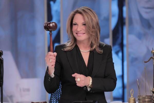 El compromiso humanitario de la jueza de la TV: Doctora Ana María Polo