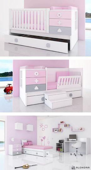 Niños / Habitación / Cama / cuna / convertible / escritorio / organizadores / Cojines / Muebles / Decoración / Ambientación / Espacios / Bebés / Pregúntanos por más: http://173estudiocreativo.com/