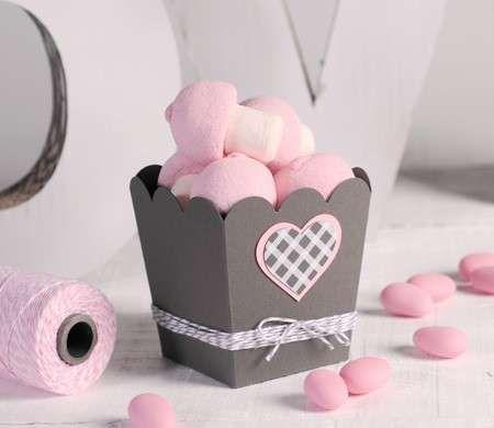 Ideas Primera Comunión: fotos detalles originales - Originales detalles cajitas para dulces