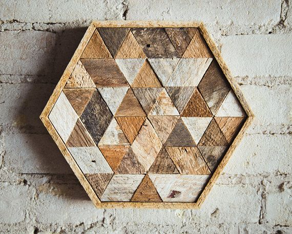 Best 25+ Reclaimed wood wall art ideas on Pinterest