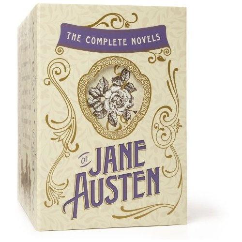 The Complete Novels Of Jane Austen Emma Pride And Prejudice Sense Sensibility