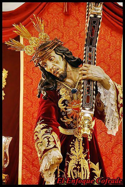 Jesús de la Amargura, Hdad. Santo ViaCrucis-GRanada, atribuido a José de Mora