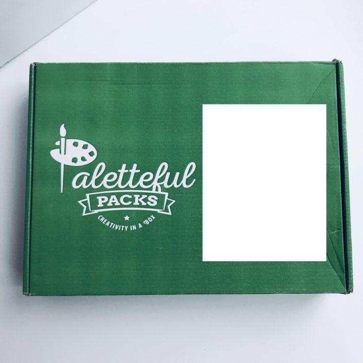 Paletteful Packs In 2020 Art Subscription Box Art Packing