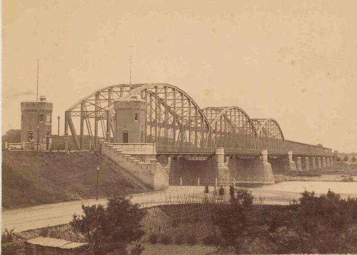 Deventer - Oude Spoorbrug