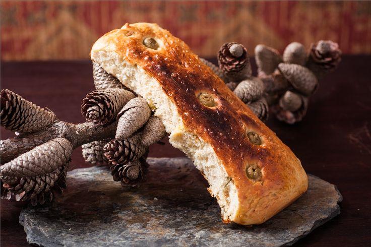 El pan nuestro con Olivas