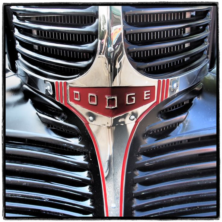 1946 Dodge Truck Grille