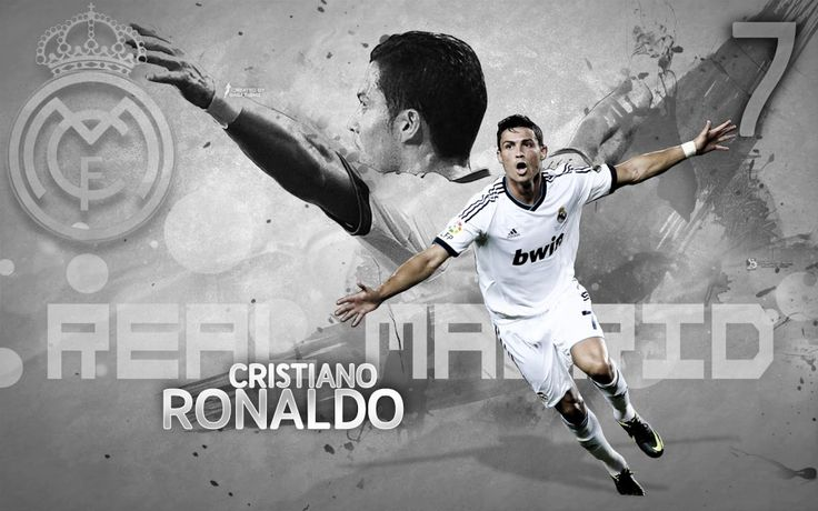 Super Cristiano Ronaldo Real Madrid 2012-2013 HD Best Wallpapers