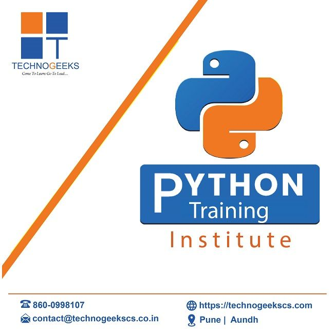 Pin By Technogeeks On Python Training In Pune Data Science