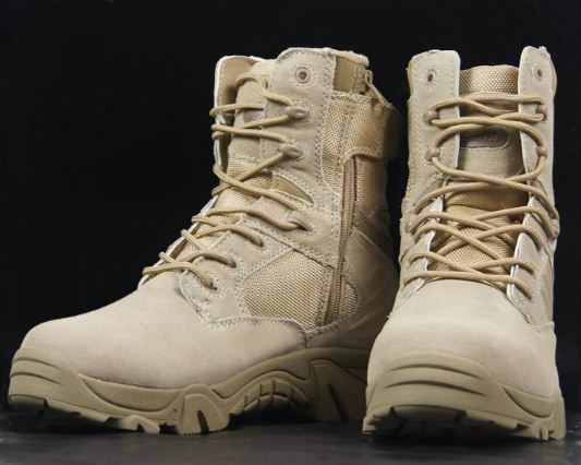 Delta Military 511 Army Boot Desert Tactical Boots Men