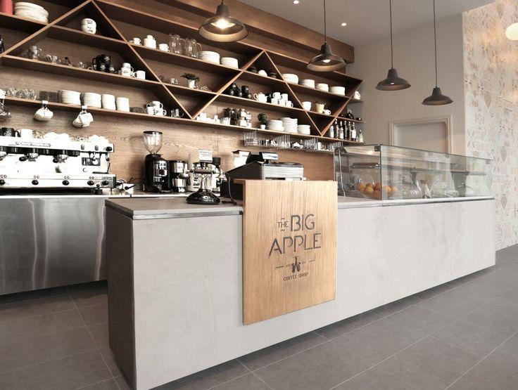 The Big Apple Cafe'