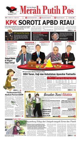 ISSUU - Home Layout Koran, Desain Surat Kabar, Newspaper Design, Tata Letak Koran #magazine #newspaper  #design #layout #tataletak #majalah #koran