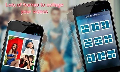 Photo Collage & Pic Editor – Video Maker & Selfie #VideoMaker