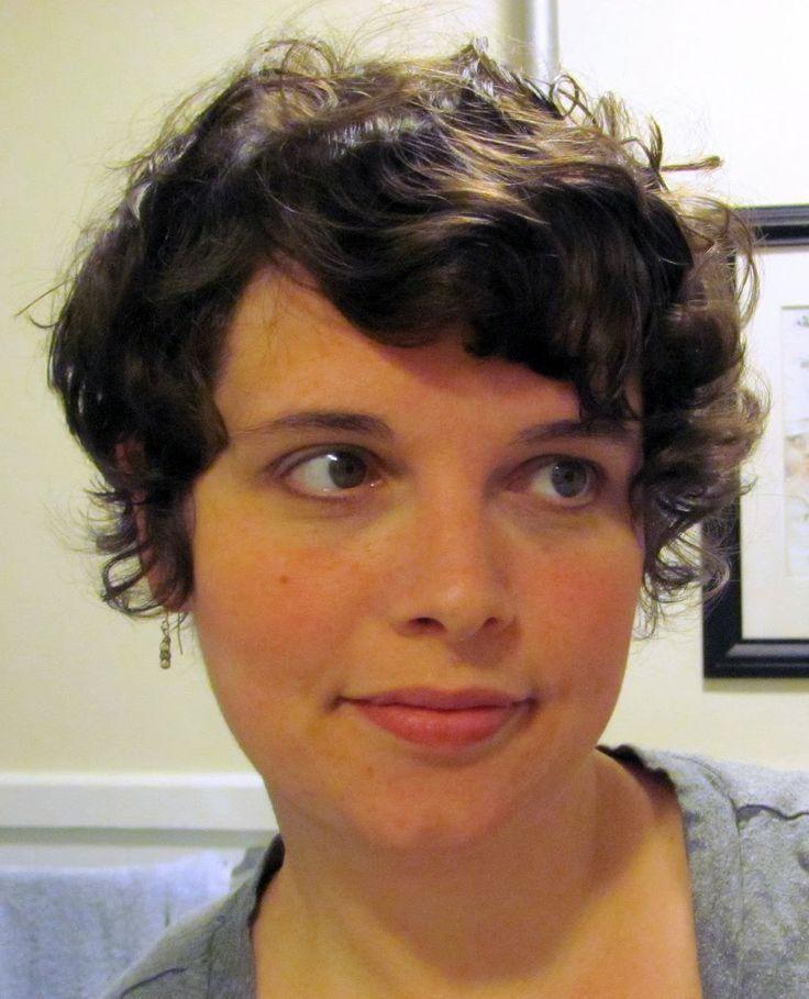 Pin De Mechelle Warburton En Short Curly Hair Pinterest