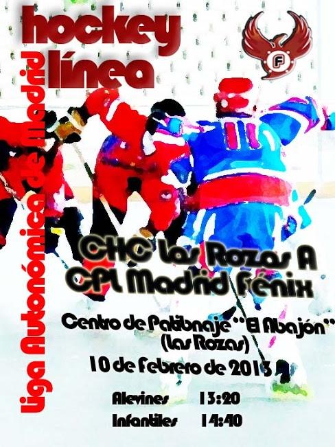 Alevines e Infantiles 10-02-2013
