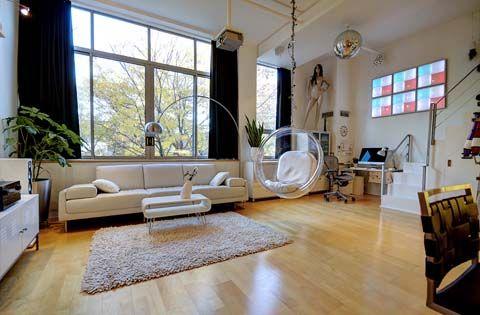 Kensington Market Lofts Unit 313 Toronto LOFTS Ultimate Funky 1 Bedroom