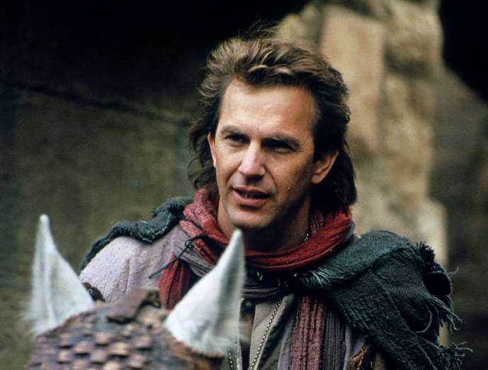 """JANUARY 18,  1955: Actor and director Kevin Costner is born. His colorful career includes the epic film """"Dances With Wolves"""" (1990), which won seven Oscars!"""